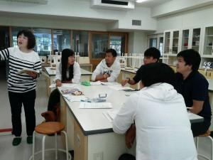 日本語教室2015年4月