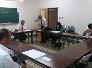教育支援チーム「まつ」総会