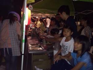 団地祭り写真①