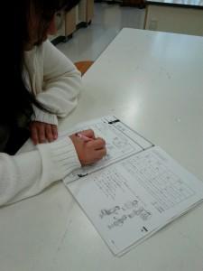 日本語教室2015年10月