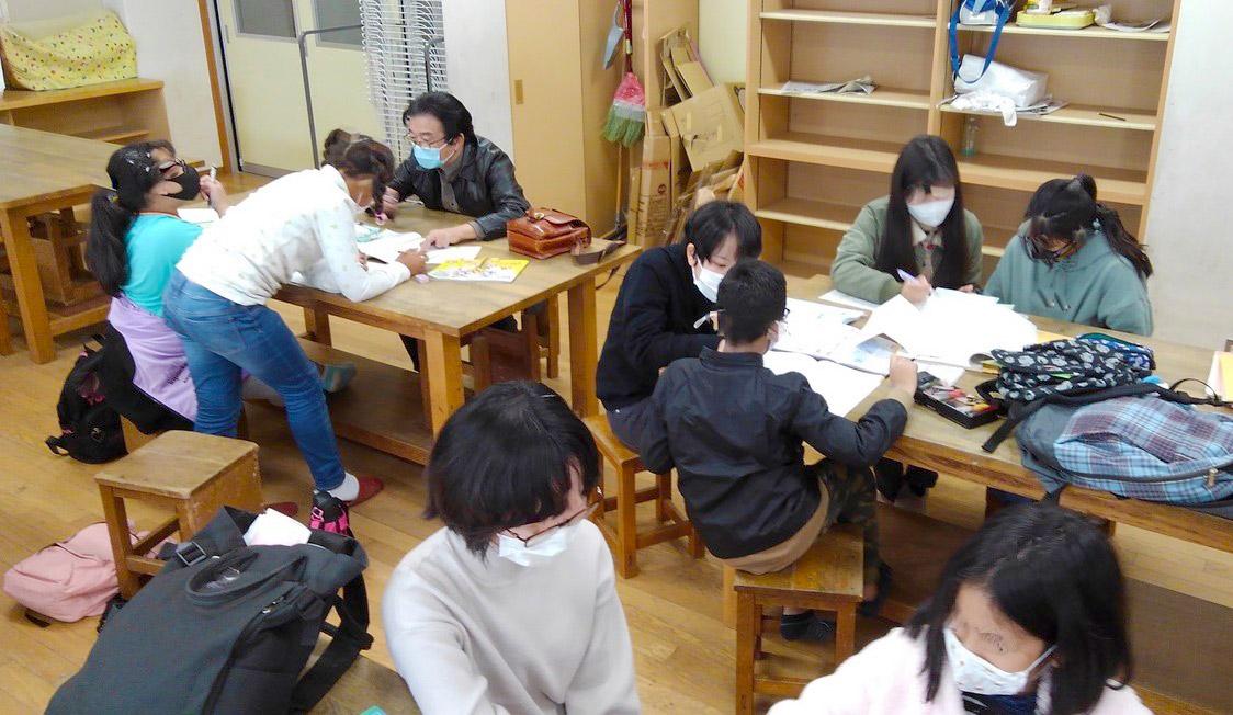 (2)1の視点での実践や研究、支援を積極的に行います。